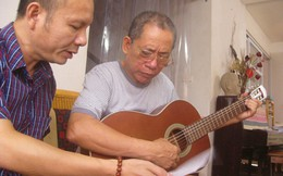 Nhạc sĩ Lê Mây giật giải với ca khúc 'Hoa cúc rừng lại nở'