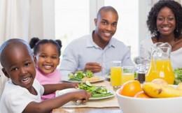 Ăn tối cùng gia đình không quá khó