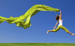 Vải thoát nhiệt giúp cơ thể mát mẻ giữa ngày nắng nóng