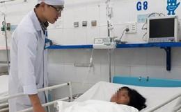 Bé gái 14 tuổi mang khối u nang buồng trứng hơn 3,5kg