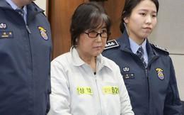 Người bạn thân của cựu Tổng thống Park Geun-hye lĩnh án 3 năm tù