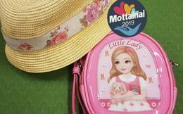 Bộ đôi túi mũ cực xinh cho bé điệu đà giá chỉ từ 50.000 đồng