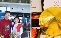 Đỗ Trịnh Hoài Nam mang nón lá dát vàng sang Úc quảng bá áo dài Việt