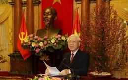 Tổng Bí thư, Chủ tịch nước Nguyễn Phú Trọng chúc Tết đồng bào