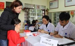Bộ Y tế: Trẻ nhiễm sán ở Bắc Ninh chưa phải điều trị