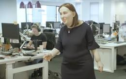 Búp bê mô phỏng những 'bệnh' dân văn phòng mắc phải sau 20 năm
