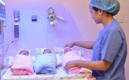 Bệnh viện Đại học Y Dược TPHCM đón ca sinh 3 đầu tiên
