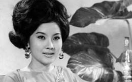 Hình ảnh hiếm của nữ nghệ sĩ nổi tiếng Sài Gòn xưa