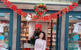 NXB Phụ nữ mở Tiệc sách mừng Giáng sinh