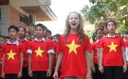 '80 bài quốc ca kết nối trái tim' đến Việt Nam