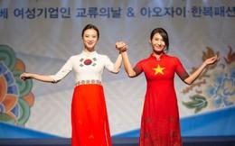 'Ngày hội Doanh nhân và Lễ hội Áo dài' tại Hàn Quốc