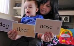Trẻ biết đọc, biết viết sớm chưa chắc đã là hay