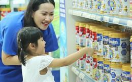 Không chỉ sữa nước, sữa bột trẻ em Vinamilk cũng đang dẫn đầu thị trường