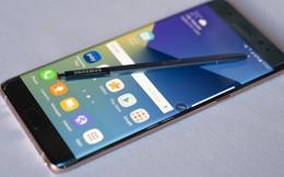 Samsung thừa nhận Galaxy Note 7 thay thế vẫn bị nóng