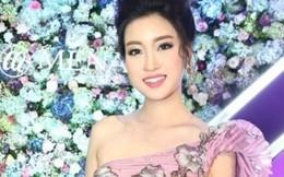 Hoa hậu Đỗ Mỹ Linh khoe gu thời trang tinh tế