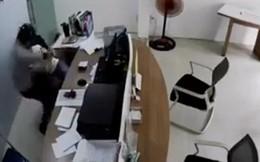 Kẻ kề dao vào cổ nữ nhân viên Viettel để cướp tiền đã bị bắt