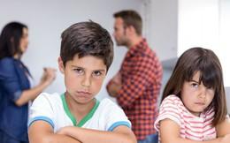 Quyền nuôi con khi ly hôn