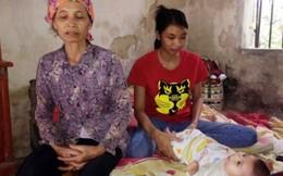 Mẹ thiếu phụ bị chồng chém đứt gân chân khóc nghẹn