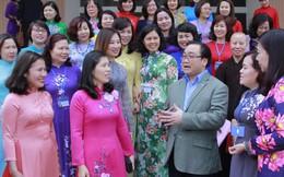 'Nói Hà Nội thiếu cán bộ nữ để quy hoạch, đào tạo, bổ nhiệm là vô lý'