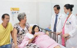 Phẫu thuật 6 tiếng cứu sản phụ bị nhau tiền đạo trung tâm hiếm gặp
