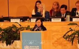 Bộ trưởng Nguyễn Thị Kim Tiến: Việt Nam ưu tiên tăng cường năng lực y tế cơ sở