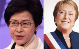 Ba bóng hồng quyền lực tham dự APEC 2017