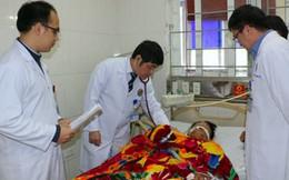 Đốt than sưởi ấm, 6 người ở Hà Tĩnh nhập viện