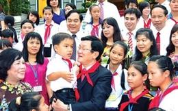 Chủ tịch nước: 'Ngành giáo dục cần tiếp thu ý kiến góp ý'