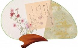 Chiêm ngưỡng thư pháp và hội họa trên quạt giấy