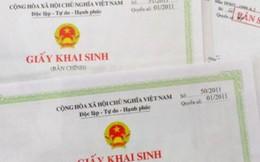 Nghẹn ngào bỏ trống tên cha trong giấy khai sinh của con