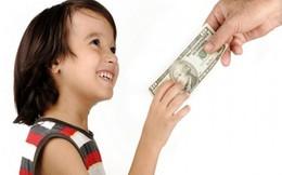 """Cha mẹ """"kèn kẹt"""" vì sợ tiền làm hư con"""