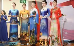 Di sản văn hóa Thổ Nhĩ Kỳ hiện diện trên áo dài Việt