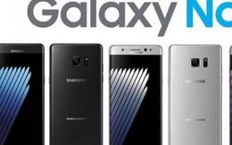 Samsung dừng sản xuất điện thoại Galaxy Note 7