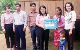 Quảng Ngãi: Bàn giao mái ấm tình thương cho phụ nữ nghèo