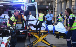 Người đi đường khống chế kẻ tấn công bằng dao tại trung tâm Sydney