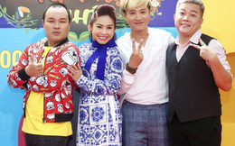 Bình Tinh là nữ huấn luyện viên duy nhất của 'Tiếu lâm tứ trụ nhí' 2018