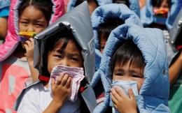 Động đất mạnh rung chuyển Nhật Bản, Indonesia và Trung Quốc