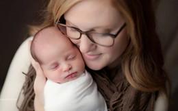 Bé gái chào đời từ phôi thai đông lạnh 24 năm lập kỷ lục