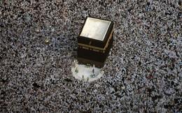 Gần 2 triệu người Hồi giáo hành hương về Thánh địa Mecca