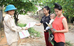 Dịch sởi bùng phát tại 16 xã, thị trấn ở Sơn La