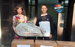 Công ty TNHH Keihin Việt Nam ủng hộ Mottainai 2019