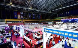Hội chợ Trang sức với 200 gian hàng có nhiều chương trình khuyến mãi lớn