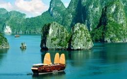 Từ 1/4 Vịnh Hạ Long tăng phí thăm quan, dừng dịch vụ chèo thuyền kayak