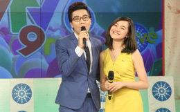 Ngạc nhiên khi nghe giọng hát MC Công Tố - Khánh Vân