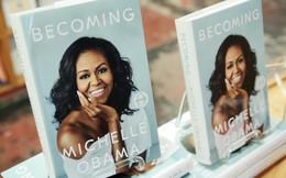 Ngọn lửa truyền cảm hứng từ cựu Đệ nhất phu nhân Mỹ Michelle Obama