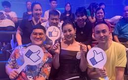 Diễn viên Anh Vũ và Thanh Hương đồng hành cùng gameshow Khởi nghiệp công nghệ