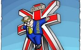 Muôn kiểu phản ứng trước tin Anh 'giã từ' EU