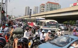 Xe 'rùa bò' vì Sở GTVT phớt lờ chỉ đạo của UBND Hà Nội