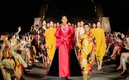 Thời trang được khơi nguồn cảm hứng từ Yên Tử và Luang Prabang