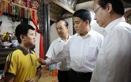 Chủ tịch Hà Nội thăm hỏi gia đình nữ công nhân tử vong, chỉ đạo khẩn trương điều tra vụ 'xe điên'
